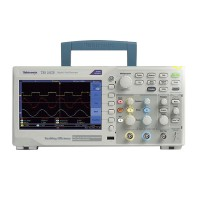 "TBS1052B 50Mhz Bandwidth 1Gs/s Sample Rate Dual Channel 7"" High-Resolution WVGA Display Digital Oscilloscope"