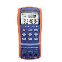TH2822D Handheld LCR Meter 0.1% Accuracy Test Signal Frequency 100Hz 120Hz 1kHz 10kHz Testing