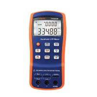 TH2822E Handheld LCR Meter Tester Signal Frequency 100Hz 120Hz 1kHz 10kHz 100KHZ Testing