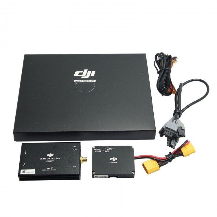 DJI IOSD Mark II OSD + 2 4G BT Datalink Bluetooth & iPad