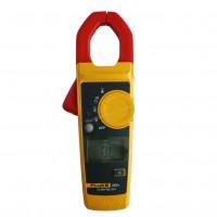 FLUKE 303 Digital Clamp Meter AC DC Multimeter Tester Range 600A Ammeter Voltmeter Ohmmeter