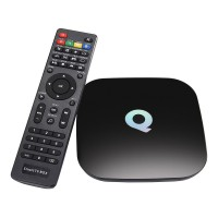 QBOX Quad Core Android 5.1 TV Box KODI 16.0 2G 16G Amlogic S905 Set Top Box With Dual-Band 2.4G 5G WiFi BT4.0 Smart Media Player