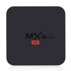 MXQ PLUS Android TV Box Bluetooth 4.0 Amlogic S905 Quad Core 1G/8G KODI 16.0 Set Top Box 4K HEVC 60Hz Smart Media Player