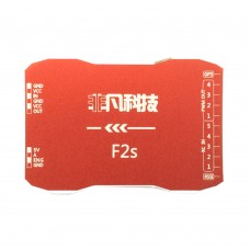 F2S Flight Control with M8N GPS T-Plug Galvanometer for FPV RC Fixed-Wing Aircraft