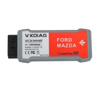 VXDIAG VCX NANO for Ford Mazda 2 in 1 with IDS V98 OBD DTC Fault Finding Programming