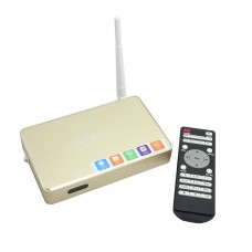 Aston X8 Quad Core Android IPTV Box Intelligent Network Mini Computer HD Network Player