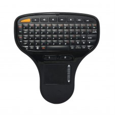 N5903 Mini Wireless Keyboard 2.4Ghz Wireless Touch Pad Air Flying Mouse w/ Qwerty Keyboard for PC Android TV BOX Smart TV