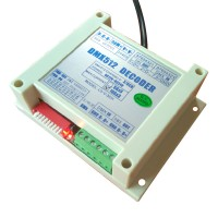 DMX512 Decoder RGB 5050 Light LED DMX Digital Driver 3CH 8CH 3x10A Output PAR Light Controller