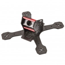 BeeRotor BR170 170mm 4-Axis Carbon Fiber Mini Racing Quadcopter Frame for FPV