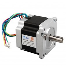 86BYGH450A Stepper Motor 4-Phase 12.7mm Shaft Diameter for CNC Engraving Machine