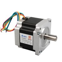 86BYGH450A Stepper Motor 4-Phase 14mm Shaft Diameter for CNC Engraving Machine