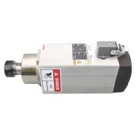 3.5KW 220V Inverter Output Air Cooling ER25 Spindle Motor  for CNC Engraving Machine