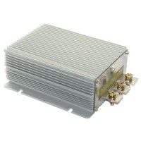 Waterproof 24V to 12V 600W Buck Power Converter 50A DC/DC Step-down Voltage Regulator Module