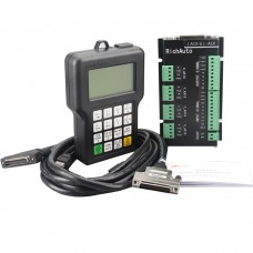 RichAuto DSP A18S 4-Axis CNC Controller USB Linkage Motion Control System for CNC Router Engraver