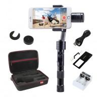 Zhiyun Z1 Smooth-C Brushless Handheld Smartphone Gimbal Handle Stabilizer w/Bag Gopro Adapter Plate