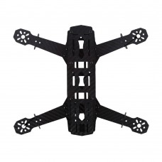 Mini 250 4-Axis Carbon Fiber Quadcopter Frame Kit 3mm Arm for 250 C250 FPV UAV Multicopter