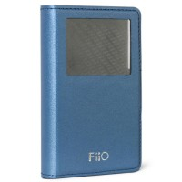 Fiio LC-X1 Leather Flip Case Protective Shell Simple Elegant with Magnetic Clip for HiFi Music Player X1