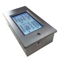 DC 6.5-100V 50A 4 in 1 Digital Display LCD Screen Voltage Current Power Energy Voltmeter Ammeter Multimeter w/Diverter