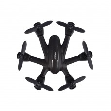 MJX X901 2.4G 4CH 6-Axis Gyro RC Helicopter Hexacopter w/Remote Control Mini Drone 3D Roll-Black