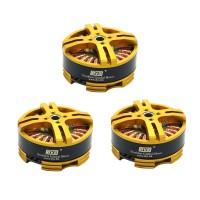 3pcs DYS Hollow Shaft Brushless Gimbal Motor BGM4108-130T for Sony NEX ILDC Camera Stabilizer Mount
