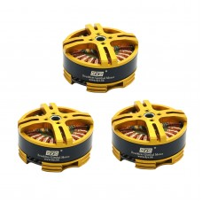 3pcs DYS Hollow Shaft Brushless Gimbal Motor BGM4108-130T for Sony NEX ILDC Camera Stabilizer Mount