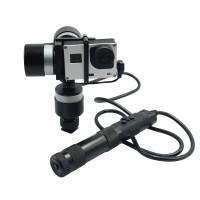 Zhiyun Z1-Rider2 Gopro 3 Axis Stabilizer Split Design Handheld Gimbal for Gopro Hero SJ4000 Camera