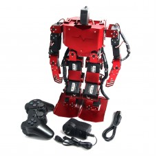 Assembled 19 DOF Humanoid Robot All in One Robot-Soul H3.0-19S Contest Dance Robot with Servos & Controller
