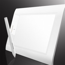 HUION W58 8x5 inch 2048 Levels USB Wireless Pad Art Graphics Drawing Tablet Digital Painting Tablet-White