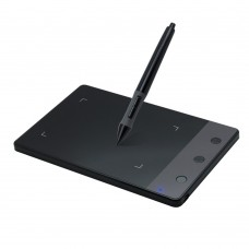 """HUION H420 420 Graphics Drawing Tablet 4 x 2.23"""" USB Digital Pen for PC Computer"""