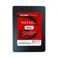 "Gloway Fervent Series 60GB SSD 2.5"" SATA3 Solid State Drive for PC Laptop Computer Disque Dur SSD SATAIII"