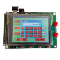 ADF4351 Module 35M-4.4G TFT Color Touch Screen STM32 Sweep Frequency Signal Source RF Signal Generator