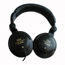 ISK HP-960B Closed Monitoring Studio Monitor Dynamic Stereo DJ Headphone HD Headset Noise Isolating Earphone