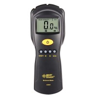 AS981 Potable Wood Moisture Meter Analyzer Content Tester Timber Damp Detector