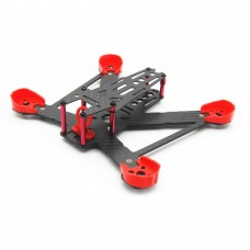QAV210W Mini 4-Axis Carbon Fiber Quadcopter Frame 3mm Fuselage for FPV