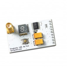 Dragonfly 5.8G 40 Image Transmission Receiver Module for Fatshark dominator