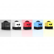 CUBE 360 Mini Sport Action Camera 720P 360 Degree Panoramic VR Build-in WiFi Mini Ultra Travel Life DV