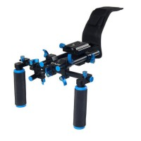 YELANGU D4 Shoulder Mount Support Rig Bracket for DSLR Camera Video Camcorder