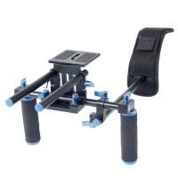 YELANGU D101 Camera Rig Shoulder Mount Stabilizer for DSLR Video Camera