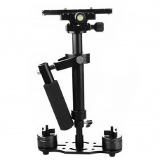 S40N Aluminum Alloy Camera Stabilizer Handheld Steadicam Steadycam for DSLR Camera Camcorder DV