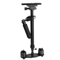 S40N Aluminum Alloy Camera Stabilizer Handheld Steadicam Steadycam for Camcorder Video DV DSLR Cam