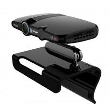 WELLDO Smart Set-Top Box Network Media Player HD23, 5V Quadcore 1G ROM+8G Android 4.4 w/5.0 MP Camera MIC WiFi Video Call