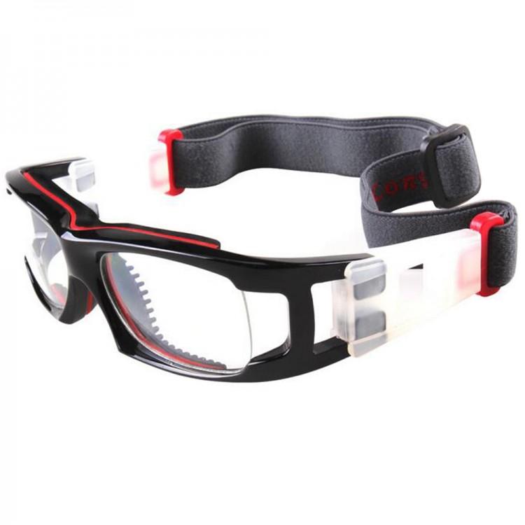 a9c2665749d XA-033 Basketball Protective Glasses Outdoor Sports Goggles Football Mirror  Myopia Glasses Prescription Lens