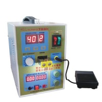 SUNKKO 788H Spot Welder 18650 Battery Charger with LED light 800A 0.1-0.2 mm 36V 60A