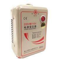 Shunhong AC 110V to 220V Power Transformer Voltage Adapter Converter Voltage Changer