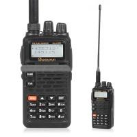 WOUXUN KG-UV899 Waterproof Walkie Talkie Multi-Band VHF UHF FM Radio HAM Transceiver