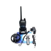 BAOFENG UV-89 Dual Band Two Way 65-108MHz FM Transceiver Radio UHF & VHF Portable Walkie Talkie