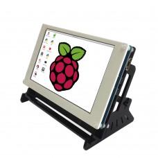 Raspberry Pi 3 7-inch LCD Screen 800x480 HD Capacitive Touch Monitor Support Raspberry Pi 3 2B B+