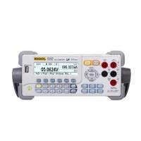 RIGOL DM3058E Real 5 1/2 Digits Readings Resolution True-RMS AC Voltage Current Measuring Desktop Digital Multimeter