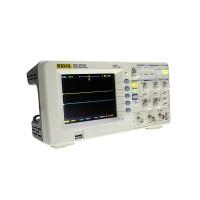 Rigol DS1102U Digital Colorful 100MHZ 2 Channels Oscilloscope Scopemeter 1GSa/s 16Kpts Memory Depth USB 5.6'' TFT LCD