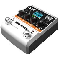 Electronic New NUX Guitar Mod Force Electric Effectors Pedals 12 Multi Modulation Color Screen Musical Instrument Parts